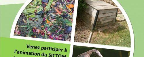 Semaine nationale du compostage: Animation Compostage