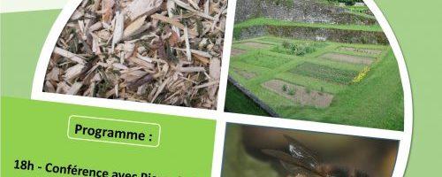 Conférence sur le Jardinage au naturel