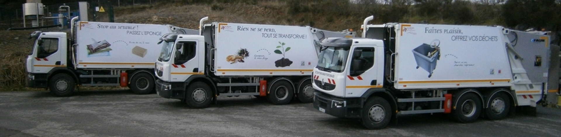 Fermeture des déchèteries : que faire de mes déchets verts ?