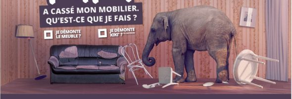 Campagne Eco-Mobilier
