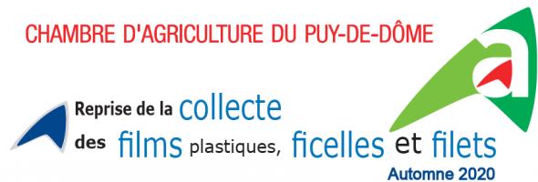 Collecte de films, ficelles et filets agricoles