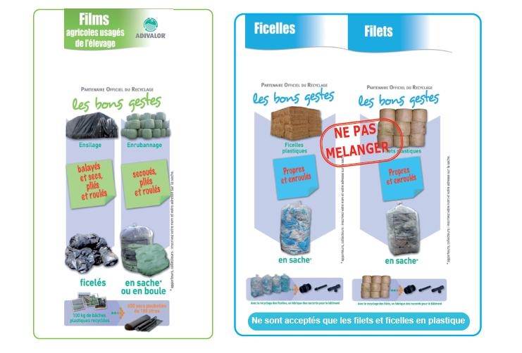 Collecte déchets agricoles