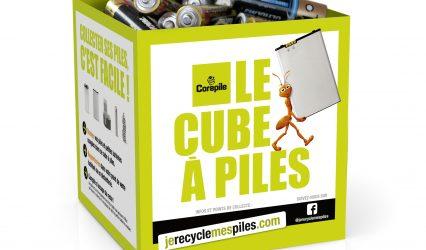 Recyclage des piles, tous concernés