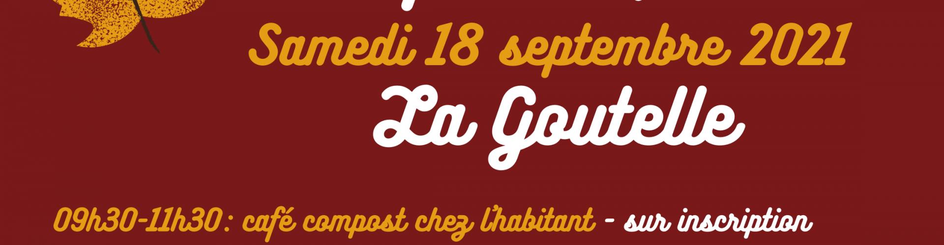 Café Compost à La Goutelle le 18/09